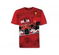 Fernando Alonso Ferrari T-shirt