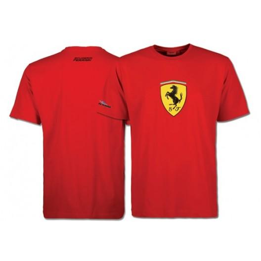 Fernando Alonso Ferrari Scudetto T-shirt
