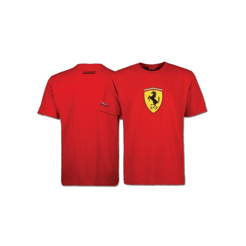 Camiseta Ferrari Scudetto Fernando Alonso  300bc17408f