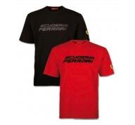 Camiseta Roja Scuderia Ferrari
