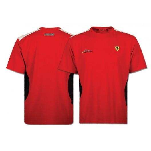 Fernando Alonso Red Team Shirt