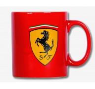 Tasse Rouge Ferrari Scudetto