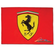 Alonso Ferrari Flagge