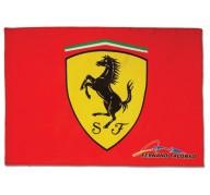 Drapeau Ferrari Alonso