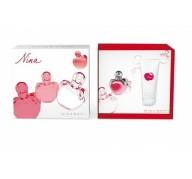 Nina edt 80ml + Body Milk 200 ml