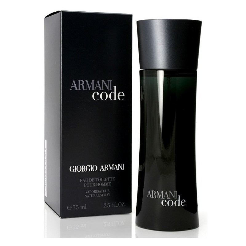 armani code for men 75ml. Black Bedroom Furniture Sets. Home Design Ideas