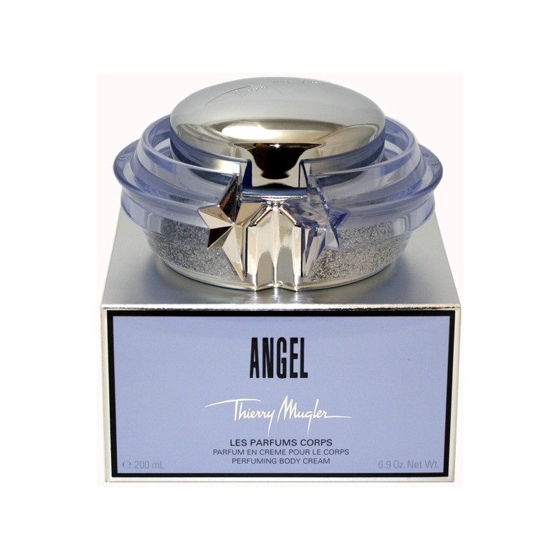 Angel body cr me votre cr me nourrissante pour thierry for Thierry mugler a travers le miroir