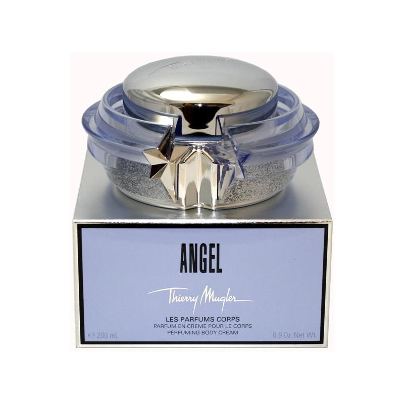 Angel body cr me votre cr me nourrissante pour thierry for Thierry mugler a travers le miroir