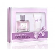 Don Algodon Sweet and Sexy edt 100ml + Body Milk 100ml