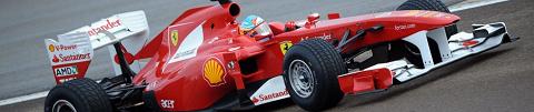 Ferrari F1 Fernando Alonso