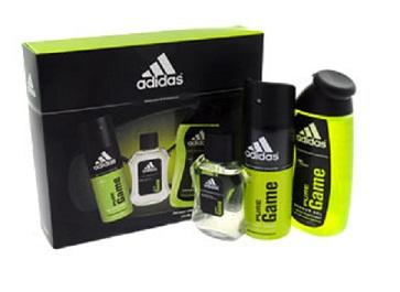 Precio comprar barato Adidas Pure Game, deo y gel