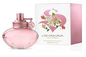 Colonia S by Shakira Florale