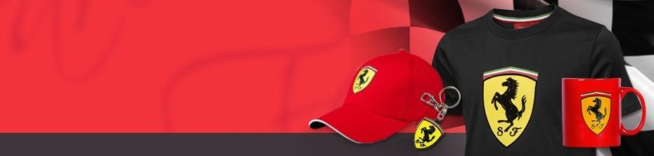 Ropa Ferrari
