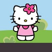Felt Hello Kitty