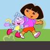 Plüsch Dora the Explorer